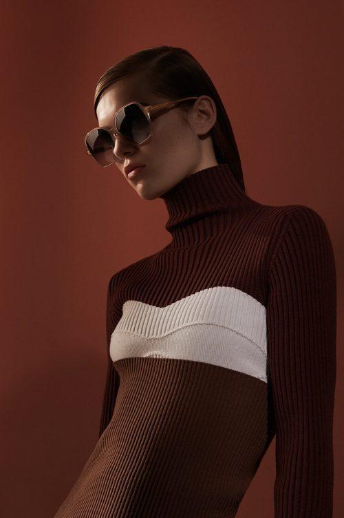 Gafas de sol 'Iconic square' de Victoria Beckham otoño/invierno 2016/2017