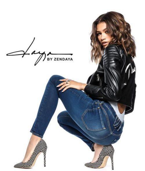 Zendaya lanza su nueva marca de zapatos 'Daya by Zendaya'