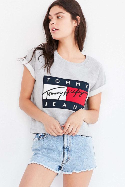 Pantalones cortos de Tommy Jeans para Urban Outfitters