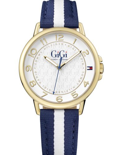 Reloj de nylon de Tommy Hilfiger y Gigi Hadid otoño/invierno 2016/2017
