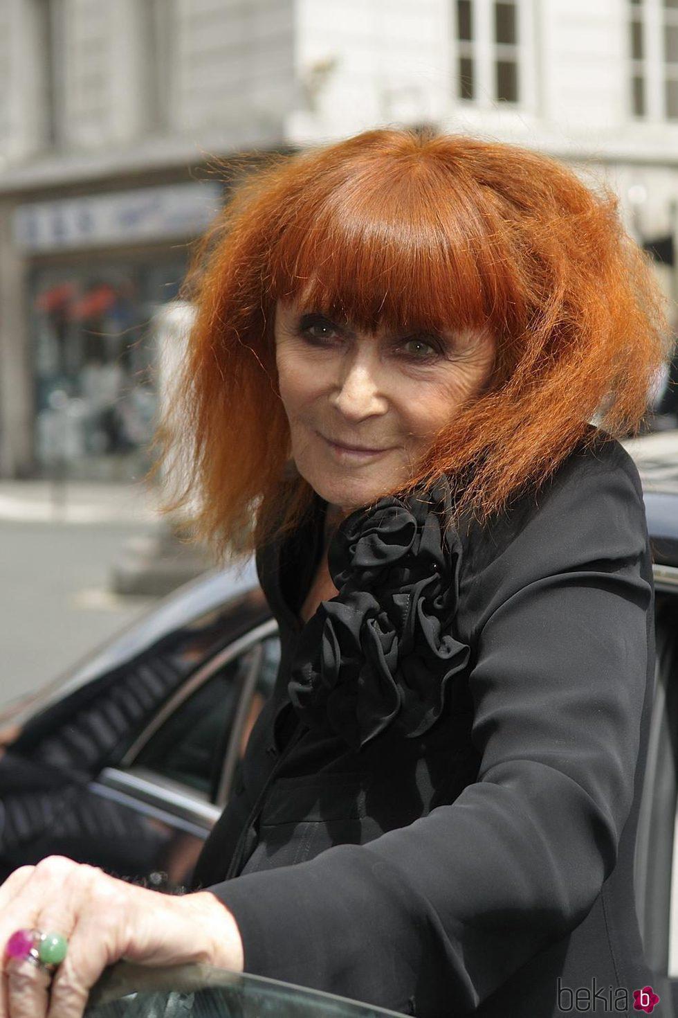 Sonia Rykiel ha fallecido a los 86 años de edad
