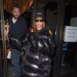 Rihanna paseando por Londres