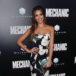 Jessica Alba en el estreno de 'Mechanic Resurrection'