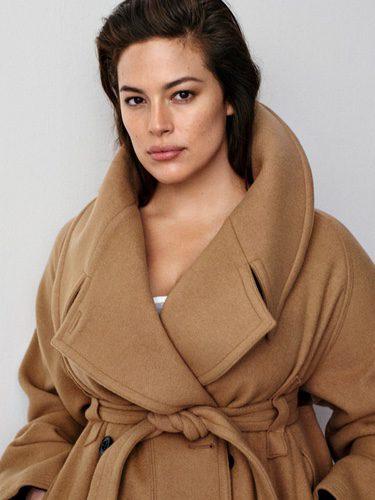 Ashley Graham como nueva imagen de H&M