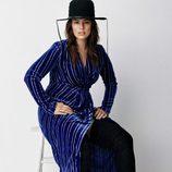 Ashley Graham con un total look de H&M