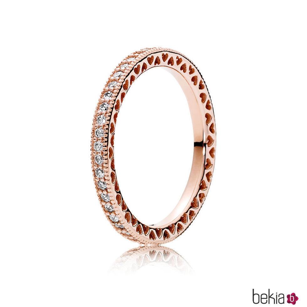 pandora nueva coleccion anillos