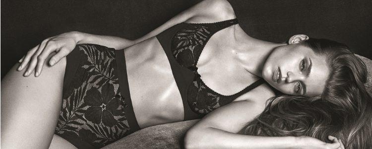 Abbey Lee sensual en lencería para Agent Provocateur en la nueva colección de otoño/invierno 2016