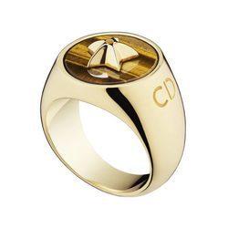 Colección de anillos de la suerte 'Lucky Dior' de la firma Dior