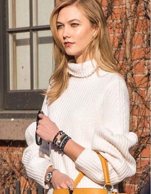 Karlie Kloss se transforma en la nueva imagen de la colección otoño/invierno de Swarosvki