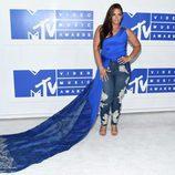 Dascha Polanco en la gala de los MTV VMAs 2016