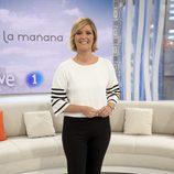 María Casado en la presentación de 'La Mañana' de TVE