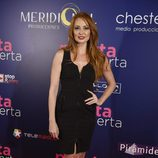 Cristina Castaño en el estreno de 'La puerta abierta'