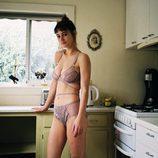 Conjunto de lencería de la nueva campaña de Lonely Girls
