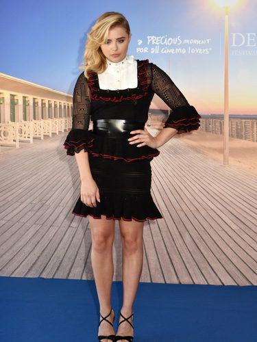 Chloe Moretz en la 42ª edición del American Film Festival