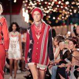 Jersey de Tommy Hilfiger otoño/invierno 2016/2017 en la Semana de la Moda de Nueva York