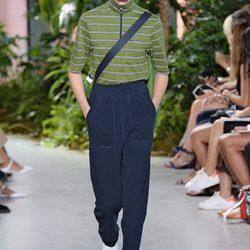 Colección primavera/verano 2017 de Lacoste en la Semana de la Moda de Nueva York