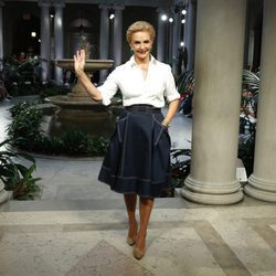 Colección primavera/verano 2017 de Carolina Herrera en la Semana de la Moda de Nueva York