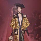 Batín oriental de Gucci primavera/verano 2017 en la Milán Fashion Week