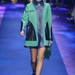 Colección casual de Versace primavera/verano 2017 en la Milán Fashion Week
