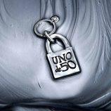 Incónico candado de la colección '20 aniversario' de UNOde50