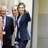 La Reina Letizia en el cogreso 'Save Food 2016' en Madrid