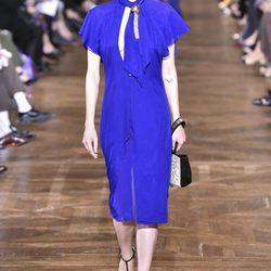 Elegante y femenina: así es la colección primavera/verano 2017 de Lanvin en la París Fashion Week