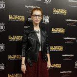 Leticia Dolera con un peculiar estilo en la premiere de 'El tiempo de los monstruos'