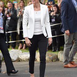 Los looks de Kate Middleton en su viaje oficial a Canadá