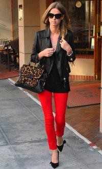 Nicky Hilton, amante de la moda grunge