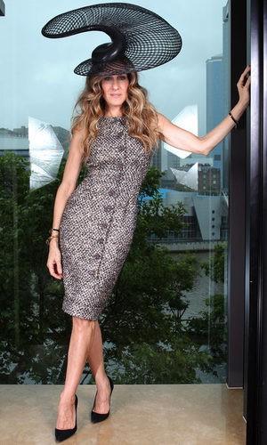 Sarah Jessica Parker, un verdadero icono de moda