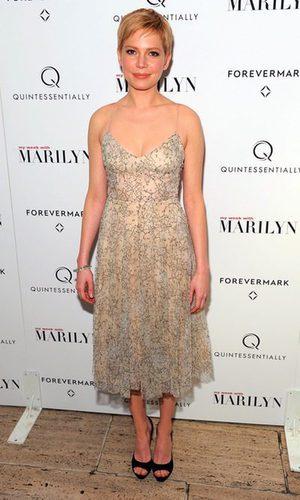 Michelle Williams, la mujer elegante