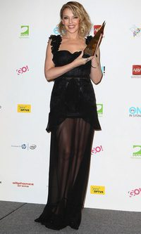 Kylie Minogue mezcla tendencias