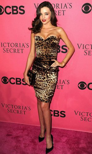 Miranda Kerr, la fiera de mi niña