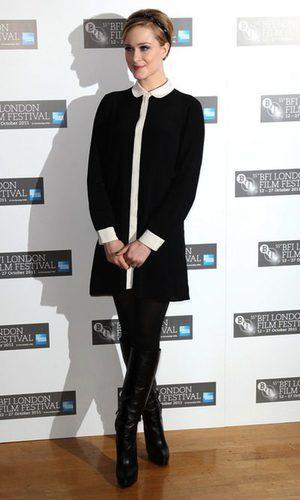 Evan Rachel Wood con estética masculina