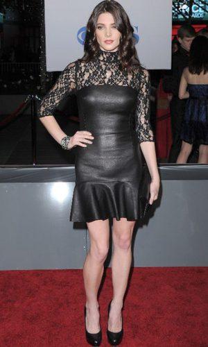 Ashley Greene no brilló en la alfombra roja