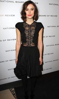 Keira Knightley vestida de Nina Ricci