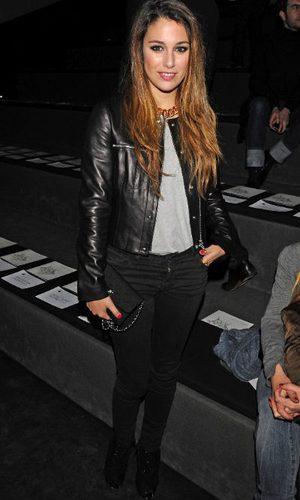 Blanca Suárez con chaqueta perfecto
