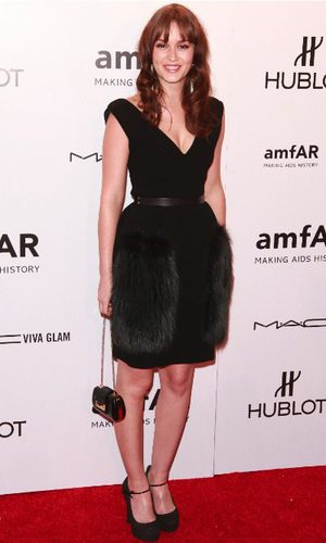 Leighton Meester de Louis Vuitton