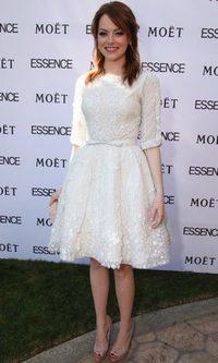Emma Stone de Alta Costura con Elie Saab