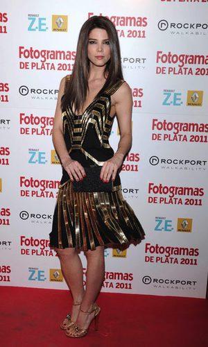Juana Acosta, inspiración cabaret de Gucci