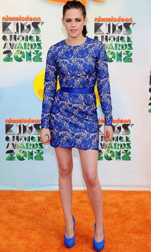 Kristen aburre a un Stella McCartney