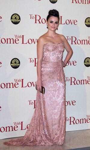 Penélope Cruz de Dolce & Gabbana
