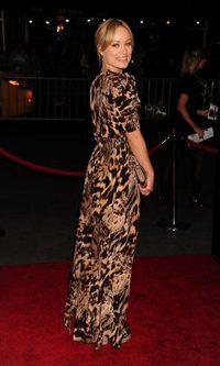 Olivia Wilde una leoparda rubia