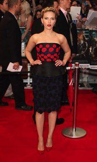Scarlett Johansson, primavera peplum