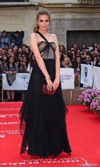 Clara Alonso vestida de Dior