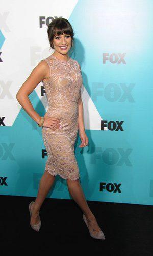 Lea Michele de Emilio Pucci