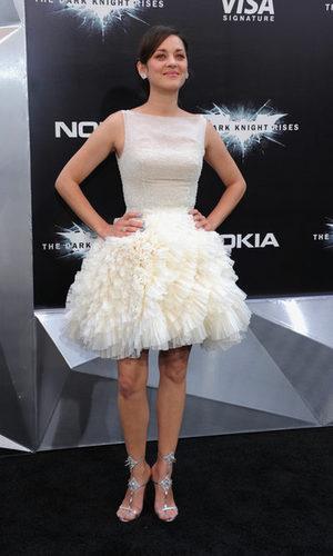 Marion Cotillard de Christian Dior Couture
