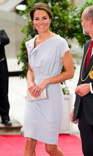 Kate deslumbra en la gala Royal Art Academy