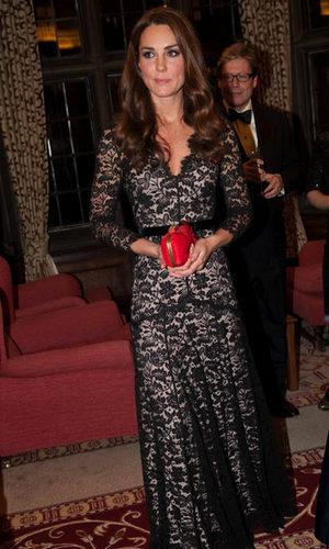 Kate Middleton acierta de nuevo con el encaje