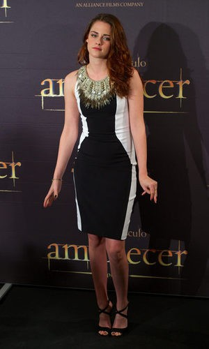 Kristen Stewart acierta en Madrid